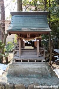 野辺八雲神社(あきる野市野辺)5
