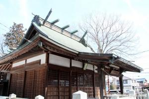 熊野神社(あきる野市小川)7