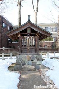 熊野神社(あきる野市小川)14