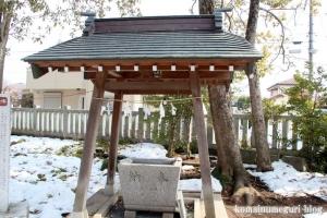 熊川神社(福生市熊川)4