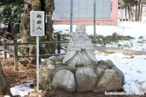 熊川神社(福生市熊川)7