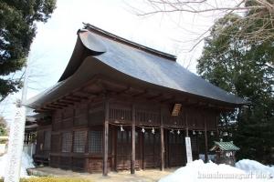 熊川神社(福生市熊川)16