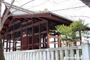 熊川神社(福生市熊川)20