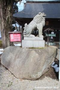 熊川神社(福生市熊川)25