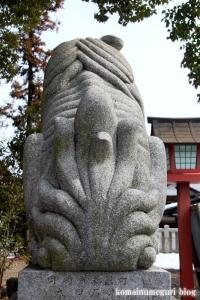 熊川神社(福生市熊川)28