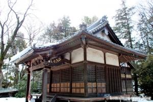 神明社(立川市西砂町)10