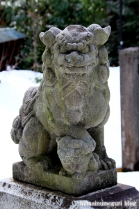 神明社(立川市西砂町)6