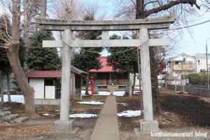 阿豆佐味天神社(立川市西砂町)3