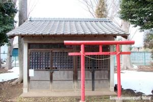 阿豆佐味天神社(立川市西砂町)10