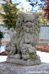 阿豆佐味天神社(立川市西砂町)5