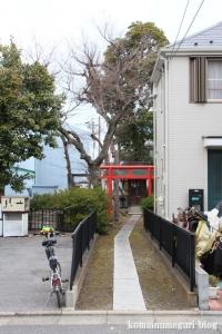 稲荷神社(江戸川区一之江)1