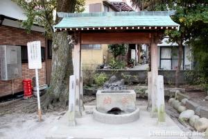 西一之江香取神社(江戸川区西一之江)5
