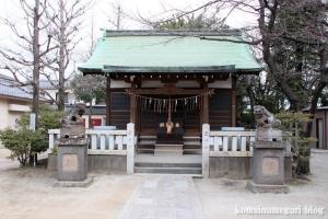 西一之江香取神社(江戸川区西一之江)6