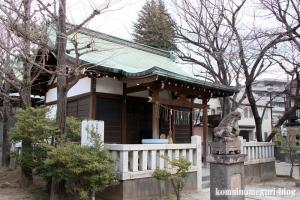 西一之江香取神社(江戸川区西一之江)7