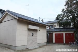 西一之江香取神社(江戸川区西一之江)9