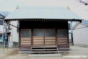 西一之江香取神社(江戸川区西一之江)10