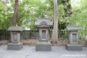 西一之江香取神社(江戸川区西一之江)13