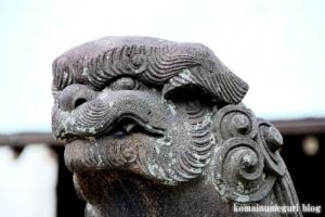 西一之江香取神社(江戸川区西一之江)26
