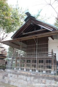 西一之江香取神社(江戸川区西一之江)8