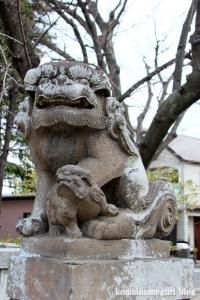西一之江香取神社(江戸川区西一之江)15