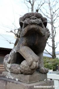 西一之江香取神社(江戸川区西一之江)19