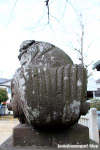 西一之江香取神社(江戸川区西一之江)17