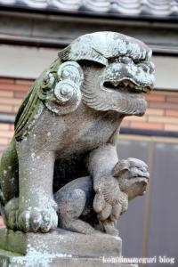 西一之江香取神社(江戸川区西一之江)23