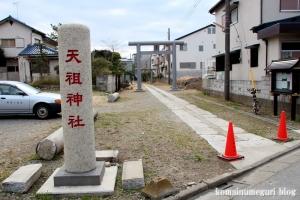 天祖神社(江戸川区西小松川)1