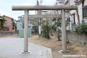 天祖神社(江戸川区西小松川)9