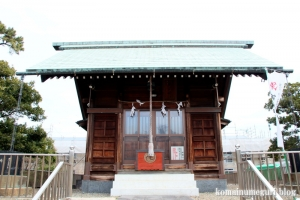 天祖神社(江戸川区西小松川)10