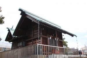 天祖神社(江戸川区西小松川)12