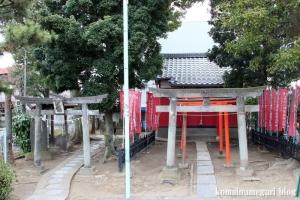小野原稲荷神社(江戸川区西小松川町)1