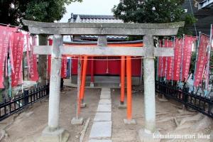 小野原稲荷神社(江戸川区西小松川町)2
