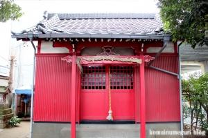 小野原稲荷神社(江戸川区西小松川町)3