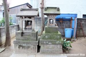 小野原稲荷神社(江戸川区西小松川町)8