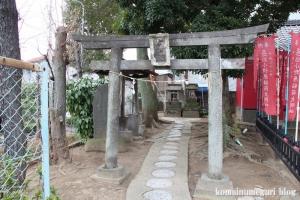 小野原稲荷神社(江戸川区西小松川町)5