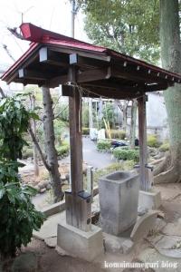 小野原稲荷神社(江戸川区西小松川町)7