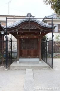 諏訪神社(江戸川区西小松川町)5