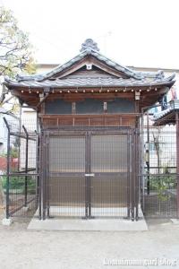 諏訪神社(江戸川区西小松川町)6