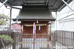 日枝金山神社(江戸川区西一之江)4