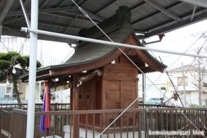日枝金山神社(江戸川区西一之江)5