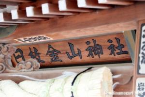 日枝金山神社(江戸川区西一之江)6