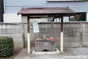 日枝神社(江戸川区谷河内)5
