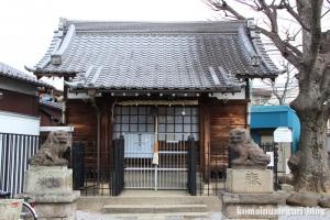日枝神社(江戸川区谷河内)6