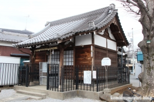 日枝神社(江戸川区谷河内)7