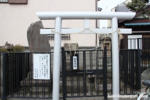 日枝神社(江戸川区谷河内)11