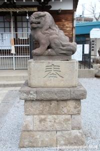 日枝神社(江戸川区谷河内)12