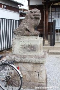 日枝神社(江戸川区谷河内)16