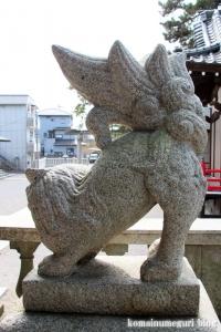 鹿島神社(江戸川区鹿骨)25