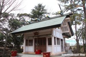 新堀日枝神社(江戸川区新堀)6
